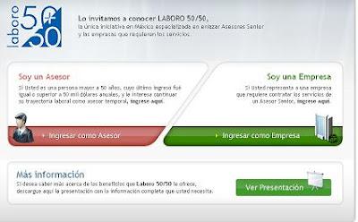 LABORO5050.org Mexico trabajo de Asesor