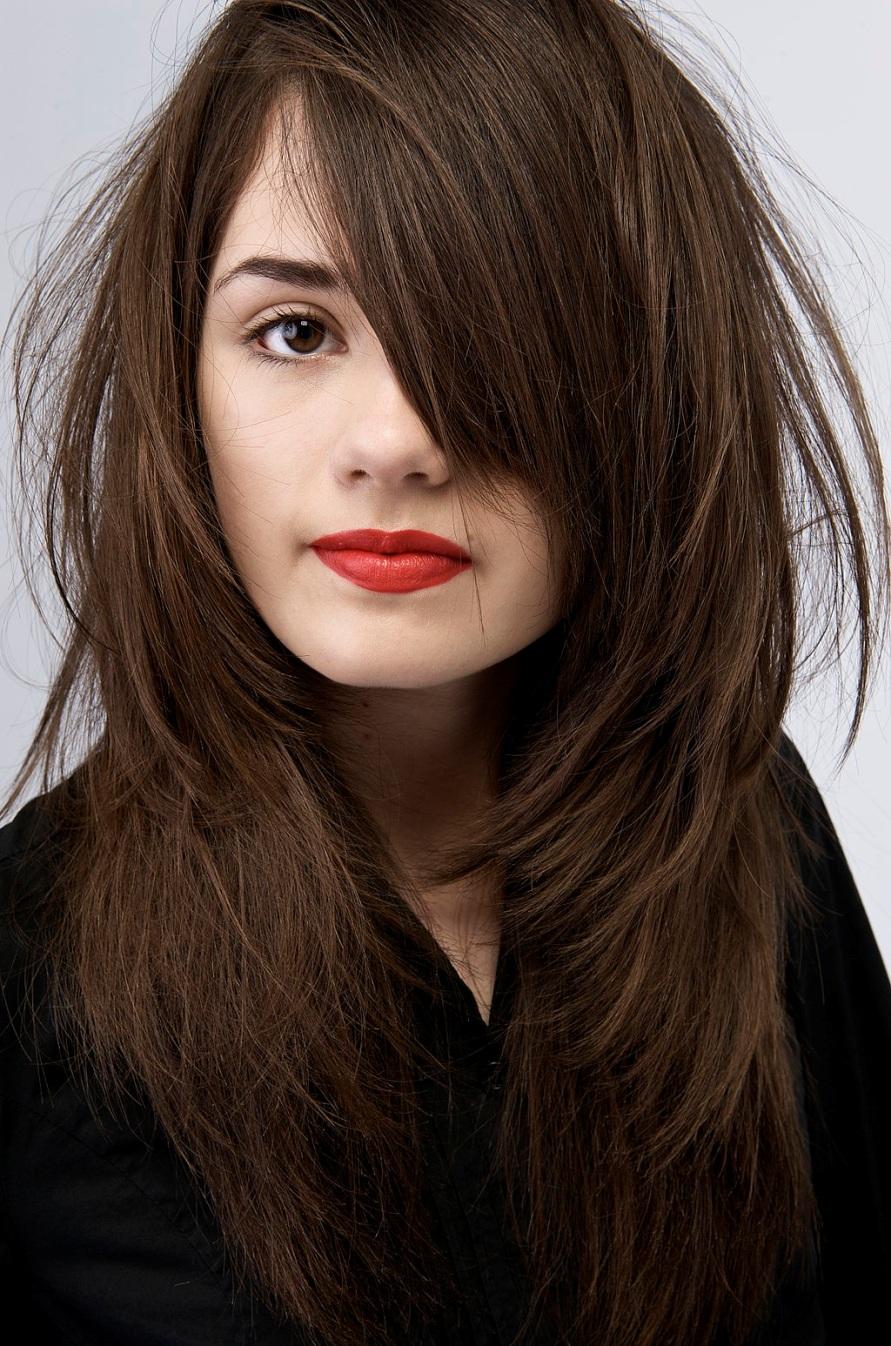 22 Stunning Dark Brown Hair Color Hairtyles Hairstylo