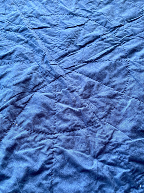 Diary of a Chain Stitcher: Haptic Lab Constellation Quilt Hand Embroidery