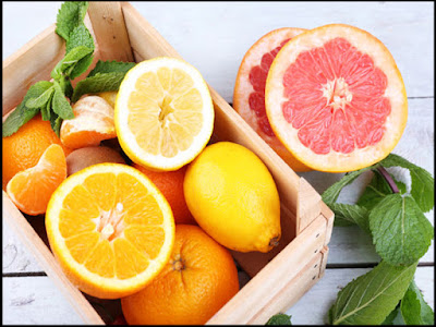 Add Some Citrus Fruits To Your Diet