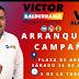 Arranque de Campaña de Victor Balderrama en Álamos