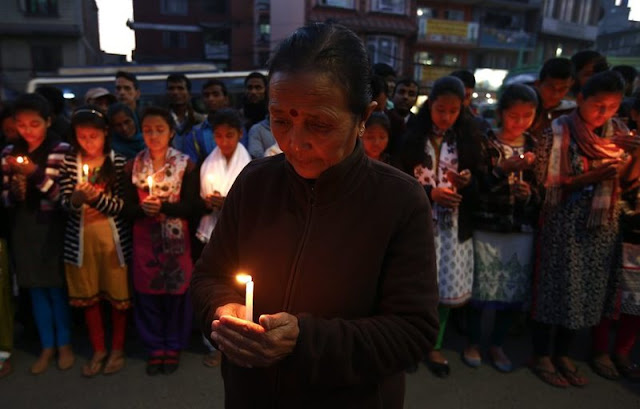 H άγνωστη «Μητέρα Τερέζα του Νεπάλ»