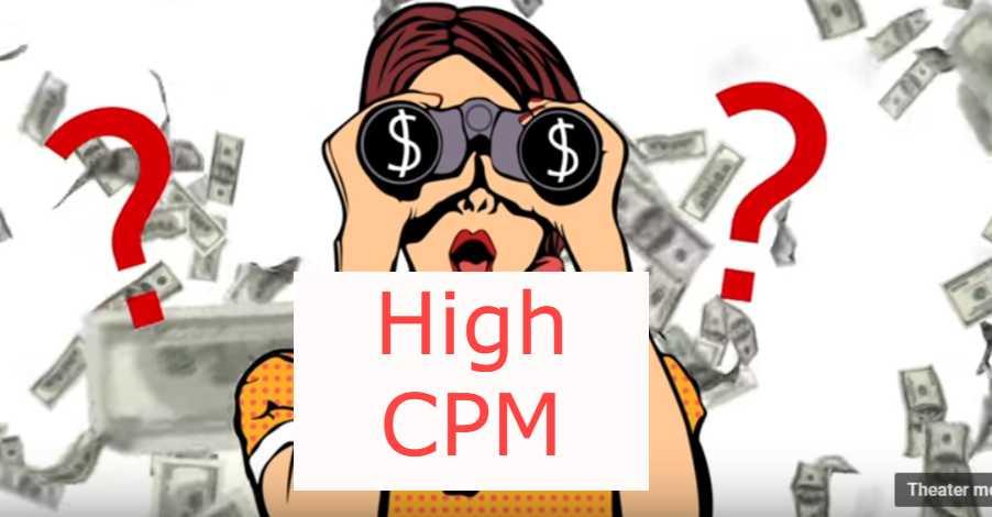 10 Best Niches with High CPM