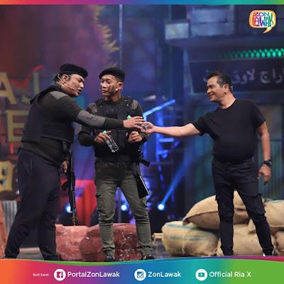 Maharaja Lawak Mega 2019 Minggu 3 Full PART 2