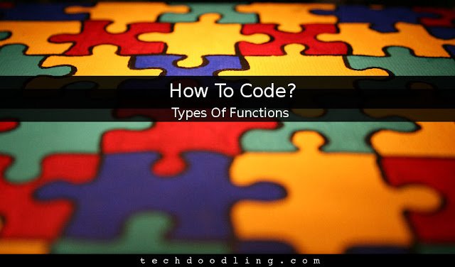 how to code: types of function in programing - img