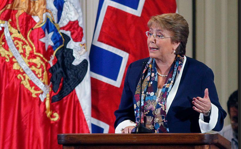 Piedra OnLine: Michelle Bachelet: \u0026quot;Nuestros adversarios no saben hacer reformas, pero s\u00ed ...