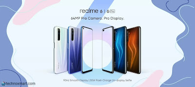 realme 6, realme 6 pro netflix hd support in india