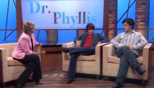 La Doctora Phyllis (Temporada 3 x 17)