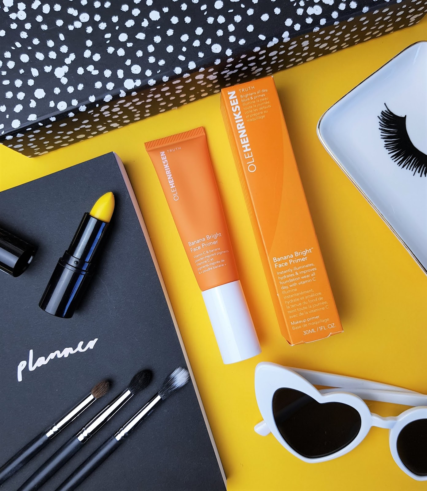 Ole Henriksen Banana Bright Face Primer Review