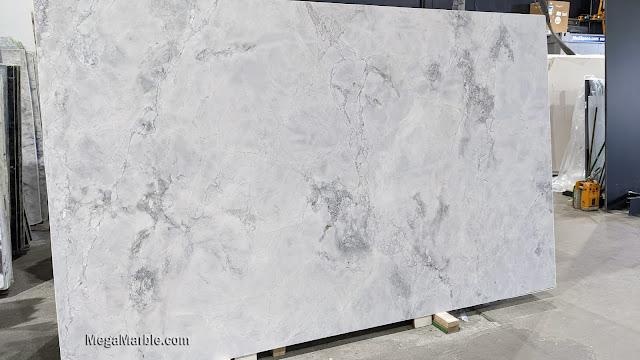 Super White Quartzite Honed 2cm