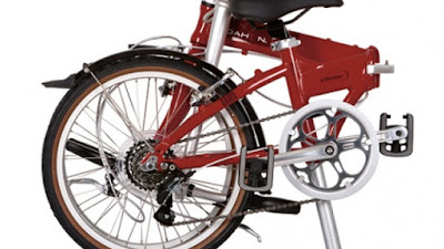 Cara Memilih Folding bike Alias Sepeda Lipat