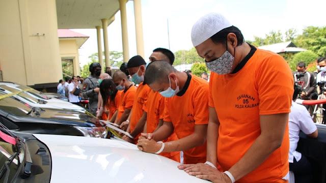 Terbongkar Modus Oknum Guru Gelapkan 12 Mobil Rental