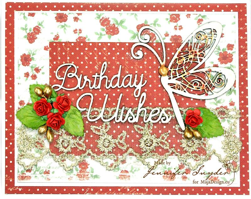 Pop Up Birthday Wishes Majadesign