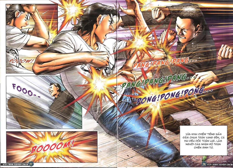 Người Trong Giang Hồ chapter 1706: kịch chiến trang 25
