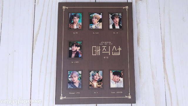 BTS 5th Muster Blu-Ray | Discs