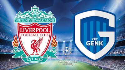 مشاهدة مباراة ليفربول وجينك بث مباشر اليوم 05-11-2019 في دوري ابطال اوروبا