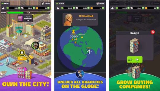 Idle Business Tycoon Mod Apk