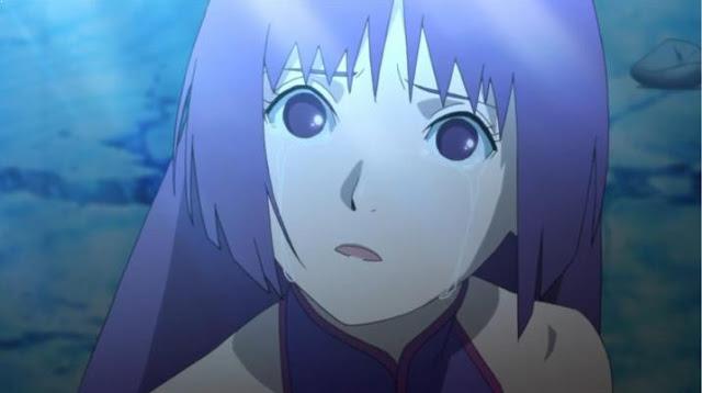 Karakter Anime Perempuan Berambut Ungu Terbaik dan Tercantik - Sumire Kakei (Boruto)
