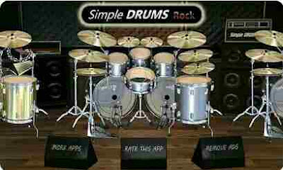 Drum Rock Sederhana