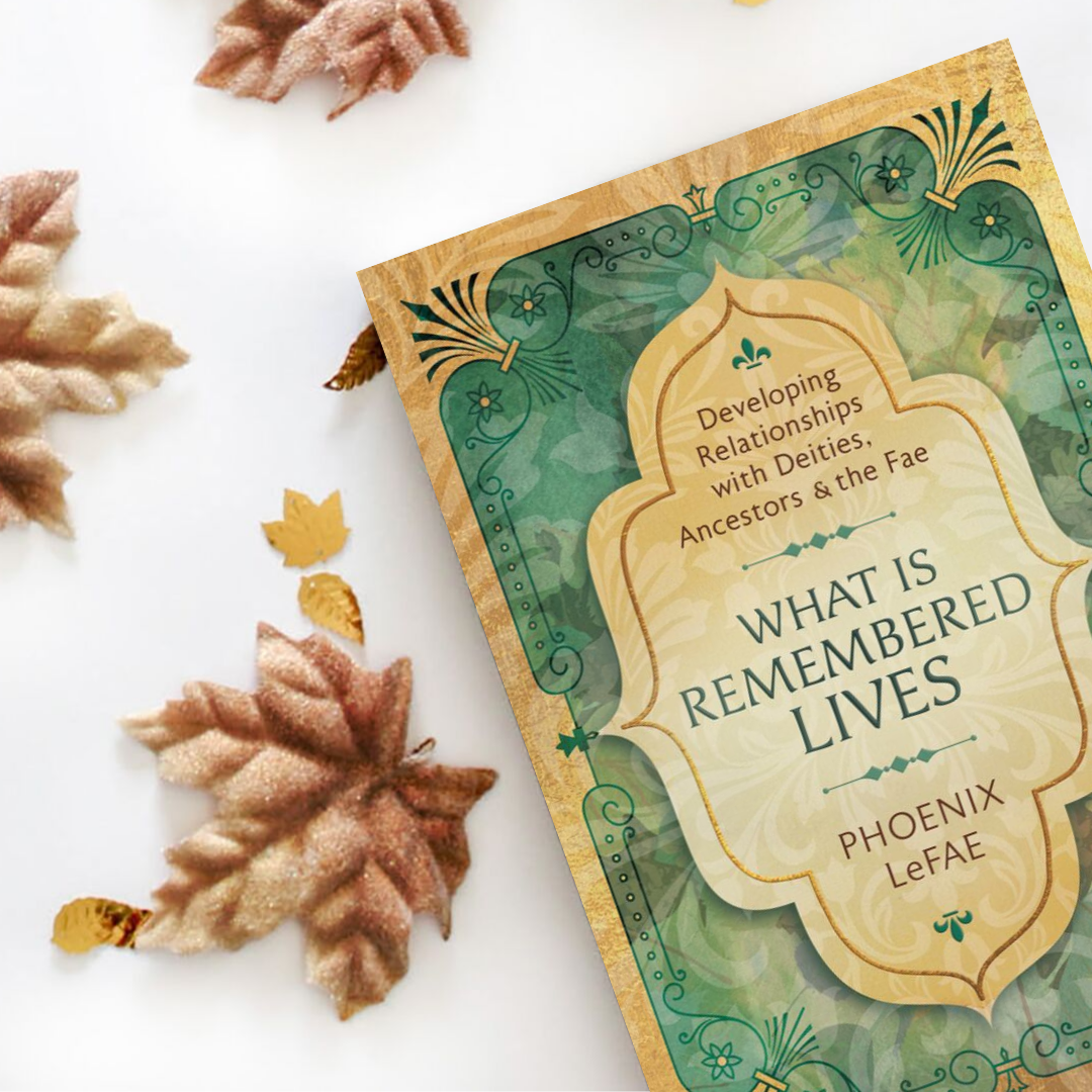 Book Review: What Is Remembered Lives by Phoenix LeFae