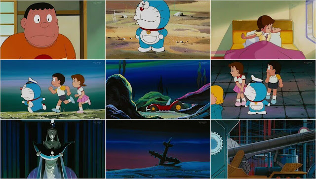 Doraemon The Movie Underwater Adventure Full Movie In HINDI HD Download