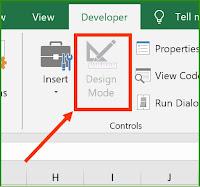 Cara Menampilkan Tab Developer Excel