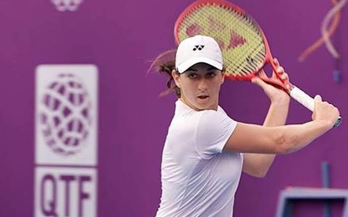 إقصاء إيناس إيبو تتأهل في الدور الربع النهائي لدورة المنستير الدولية لتنس