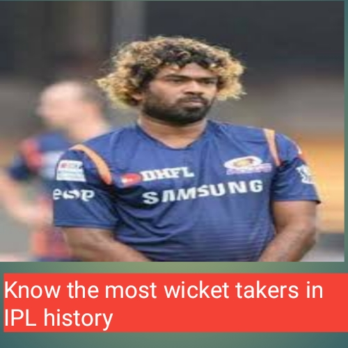 Know the list of top 10 wicket takers in IPL history