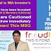 "IMA Gold Ponzi or Not Ponzi, Final Warning to CEO ""Mansoor Khan"""