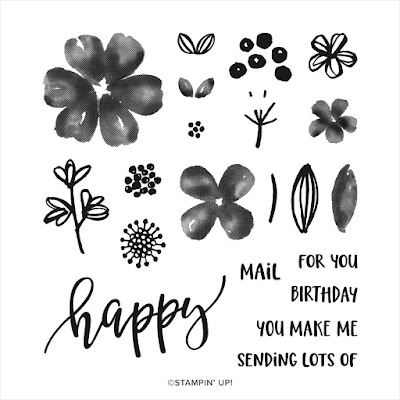 Pretty Perennials Stamp Set from Stampin' Up!