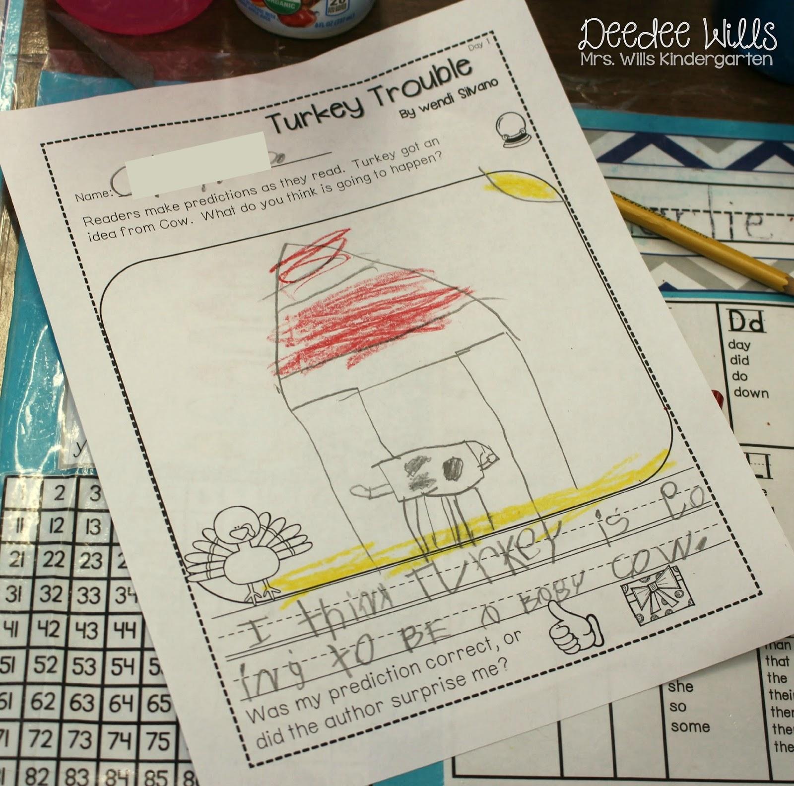 Turkey%2BTrouble%2BPredicting%2B1 - Thanksgiving Lesson Plans For Kindergarten