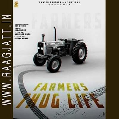 Farmers Thug Life by Sidhu Moose Wala song lyrics