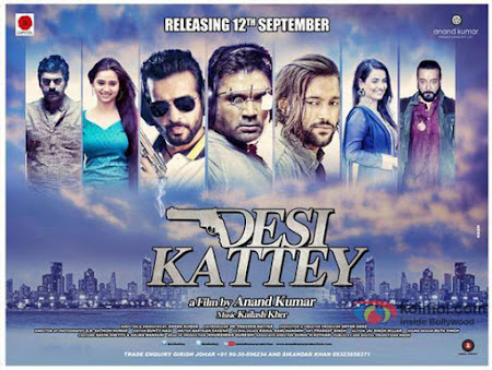 Desi Kattey (2014) Movie Poster