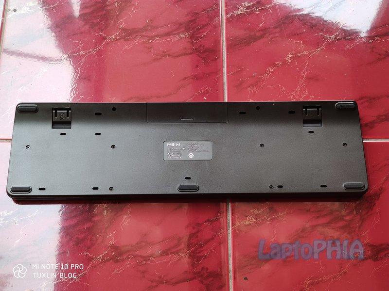 Desain MIIIW Keyboard Mouse Set Wireless