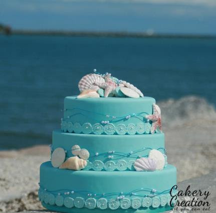 wedding cakes daytona beach fl cakery creation wedding cakes in daytona 24146