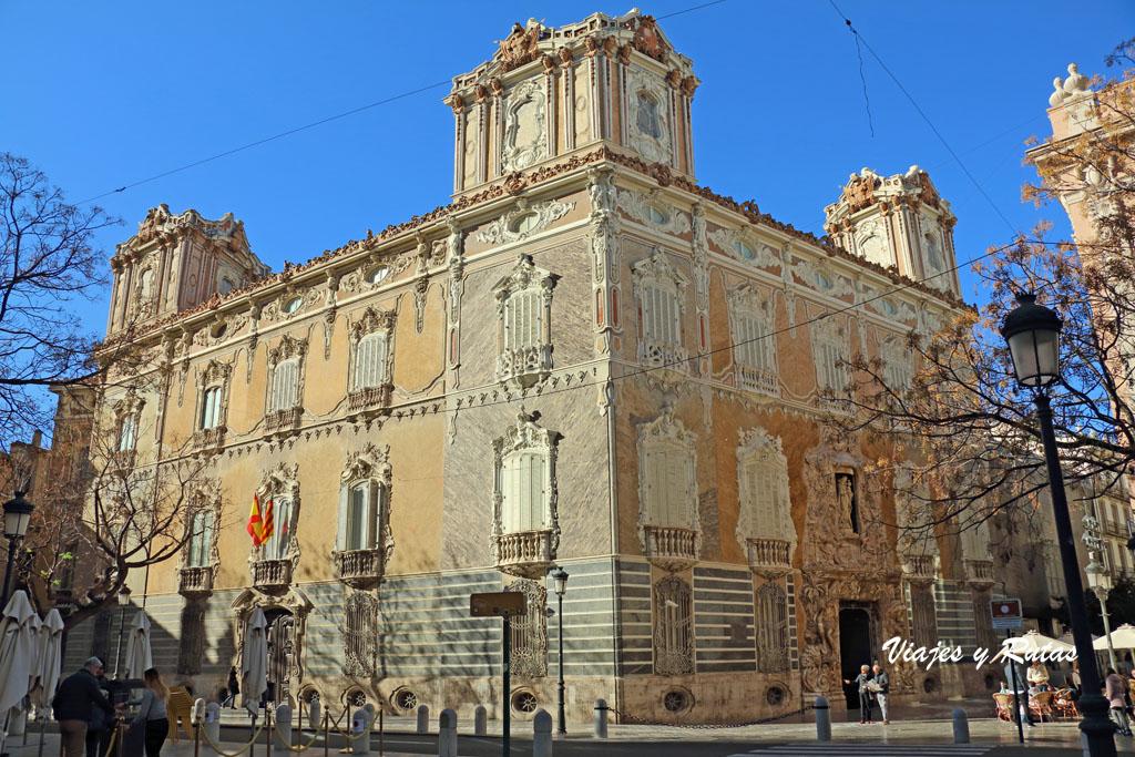 Museo Marques de dos Aguas, Valencia