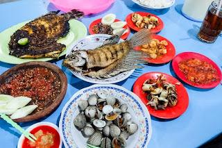Info Kuliner Seafood Suka Mampir Yogyakarta