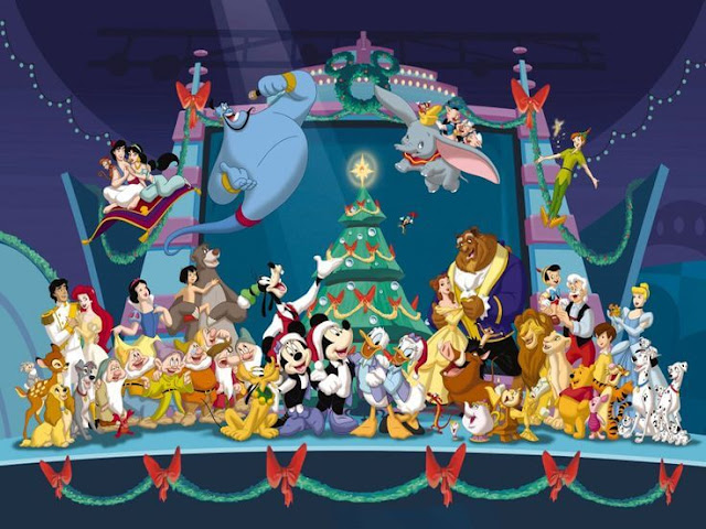 Christmas Images Disney 2017