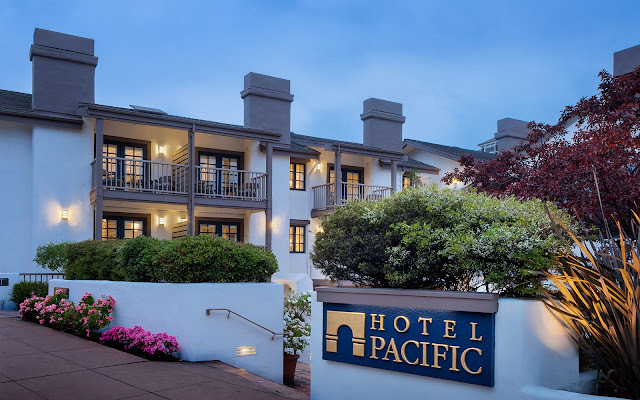 Experience an unforgettable, quiet getaway at the Hotel Pacific, set along the beautiful California coast, when you stay at this Monterey, CA Hotel.