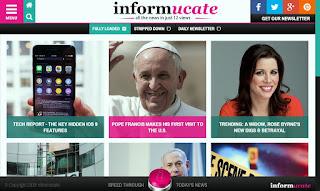informucate, news