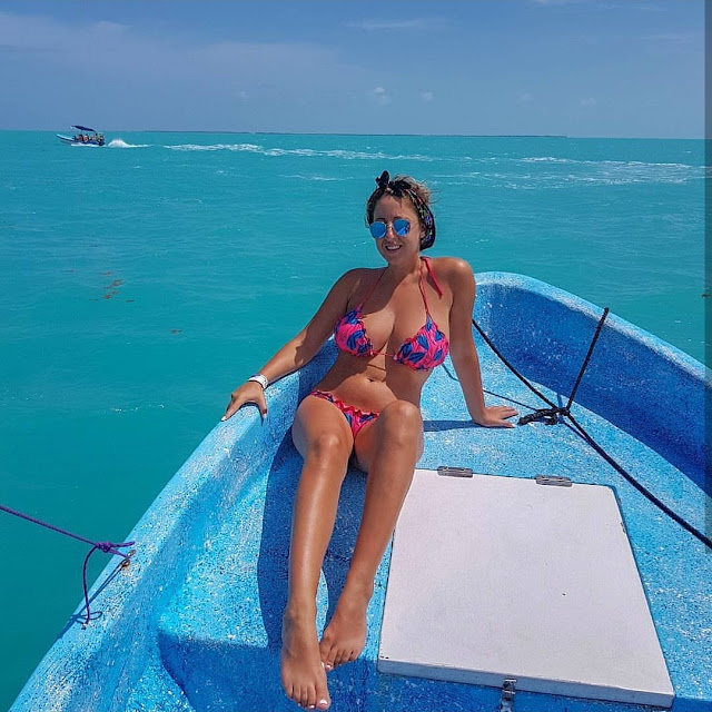 Messico. Bikini Althea Alessia Siena