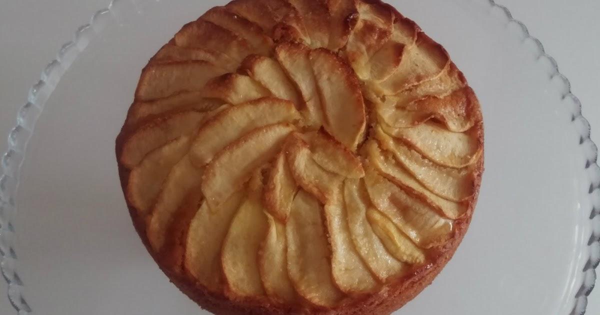 gâteau aux pommes pour un après-midi cocooning réussi, recette