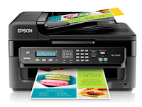 Epson WF-2520 Drivers Download for Mac and Windows