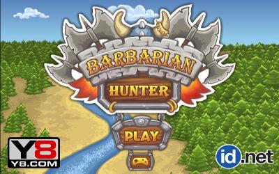 Barbarian Hunter - Jeu d'Action en Ligne