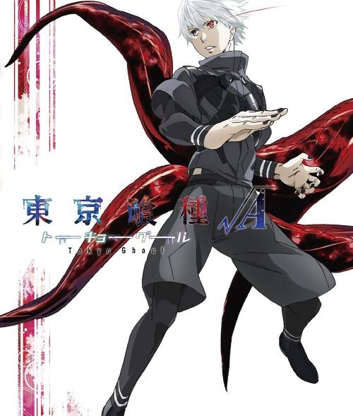 Tokyo Ghoul Root √A Extra CD Vol.1 [Mini OST & Mini Drama