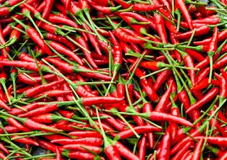 Health Benefits of Chili Pepper