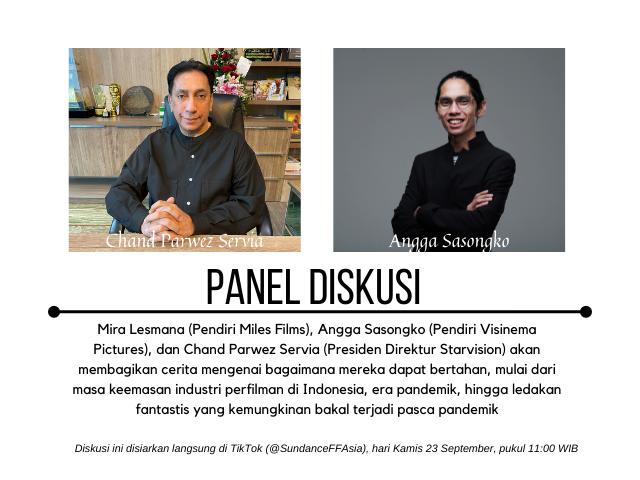 panel diskusi