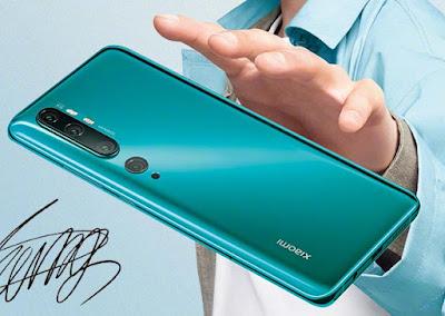 شركة xaiomi تحدد يوم 6 نوفمبر للكشف عن هاتفها Mi Note 10
