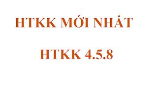 HTKK 4.5.8