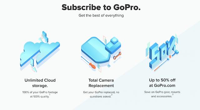 【攝影情報】地表最強 GoPro HERO9 Black,驚人超能力超越所有運動攝影機 - GoPro 推出了專屬的訂閱服務,來與消費者建立更深的連結